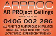 Ceiling / plasterboard installers