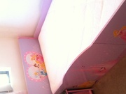 Disney Princess bed - Single