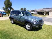 2005 HYUNDAI TERRACAN WAGON 5 DOOR 7 SEATER