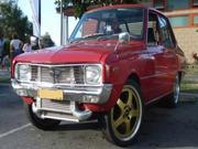 1970 MAZDA Mazda 1300 13B (R100 SS Familia Replica)