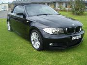 2008 bmw BMW 125I M Sport Convertible Black on Black