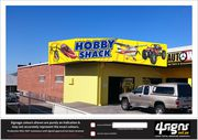 HOBBY SHACK