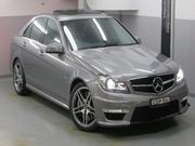 Mercedes-benz C-class 8 cylinder Petr