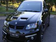 2012 HOLDEN 2012 Holden Special Vehicles Maloo R8 Manual MY12