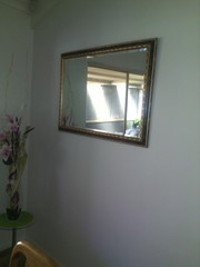 Ornate mirror 1000 x 700
