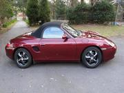 1997 PORSCHE 1997 Porsche Boxster 986 Auto