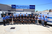 Count On Team QA Plumbing to Meet Your Plumbing Needs