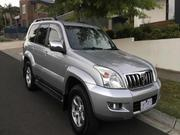 Toyota Land Cruiser 235000 miles