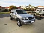 2007 Ford Escape XLT 4 x 4 Wagon (Silver) - Reduced for Quick Sale