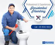 Fix Residential Plumbing Issues with Plumbers from QA Plumbing