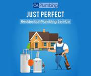 Meet Your Residential Plumbing Needs with QA Plumbing