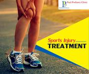 Effective Treatment For Sports Injuries From A Podiatrist
