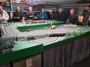 SCALEXTRIC SLOT CAR DRIVERS WANTED