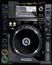 Brand New Latest 2x Pioneer CDJ-2000MK3 and 1x Pioneer DJM800 Mixer